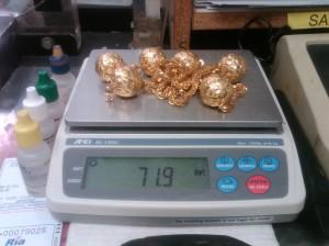 22kt Gold Necklace